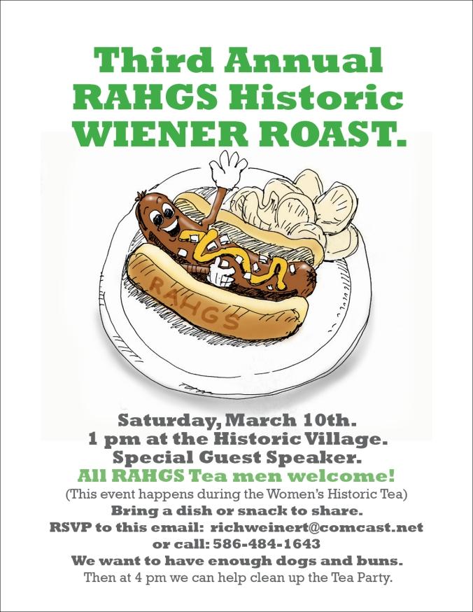 Third Annual Wiener Roast