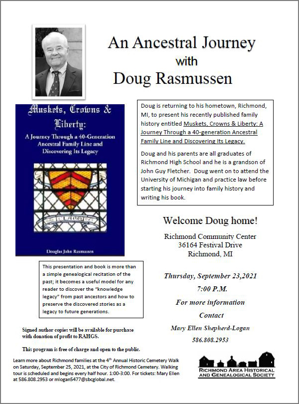 Rasmussen Program flyer 2021 copy